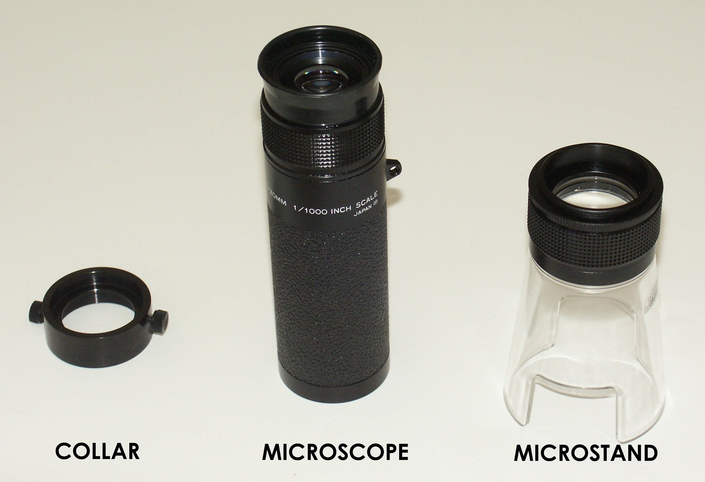 Monoculars accessories